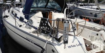Sailboat Bavaria Cruiser 38 2008