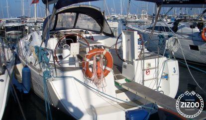 Sailboat Beneteau Oceanis 40 (2010)