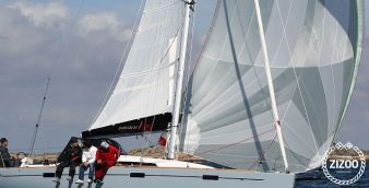 Sailboat Salona 35 2013