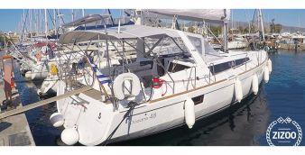Segelboot Beneteau Oceanis 48 2015