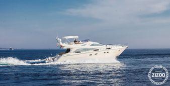 Motor boat Aicon 56 2006