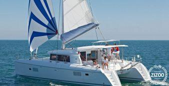 Catamaran Lagoon 421 2015