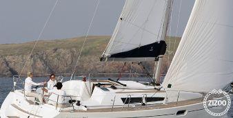 Segelboot Jeanneau 36 i 2011