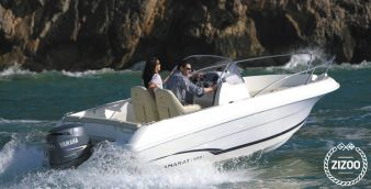 Speedboat Jeanneau Cap Camarat 5.5 CC 2013