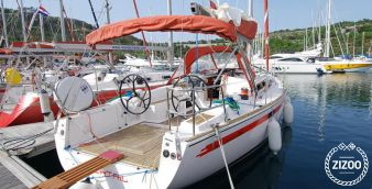 Sailboat Salona 38 2012