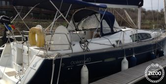 Sailboat Beneteau Oceanis 40 2008