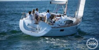 Sailboat Jeanneau Sun Odyssey 42 DS 2010