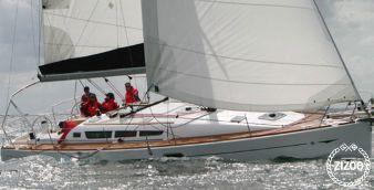 Segelboot Jeanneau Sun Odyssey 42 i (2008)