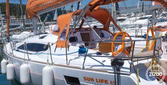 Sailboat Elan Impression 45 2016