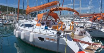 Sailboat Elan Impression 45 (2016)