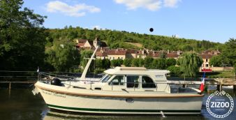 Motorboot Linssen Grand Sturdy 40.9 AC 2008