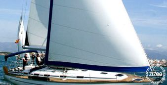 Sailboat Bavaria 49 2004