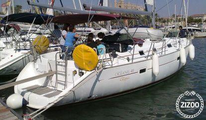 Sailboat Beneteau Oceanis 411 (2000)
