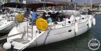 Sailboat Beneteau Oceanis 411 2002