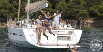 Barca a vela Dufour 460 2016