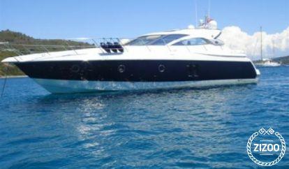 Motor boat Sessa C 52 (2008)