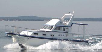 Motor boat Donat 1002 2003