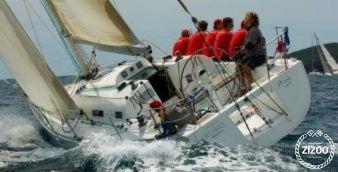 Sailboat Beneteau First 36.7 2002