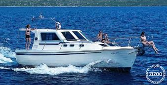Barca a motore Sas Vektor Adria 1002 1993