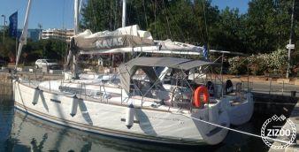 Sailboat Jeanneau Sun Odyssey 379 2015