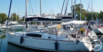 Sailboat Beneteau Oceanis 40 2009