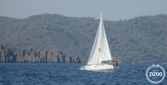 Sailboat Jeanneau Sun Odyssey 349 2015