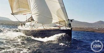 Sailboat Beneteau First 40.7 2007