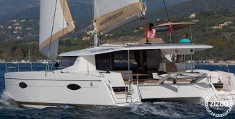 Catamarano Fountaine Pajot Helia 44 2013