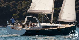 Sailboat Beneteau Oceanis 48 2016