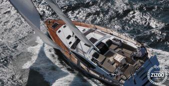 Sailboat Jeanneau 57 2015