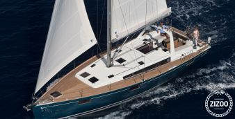 Sailboat Beneteau Oceanis 48 2013