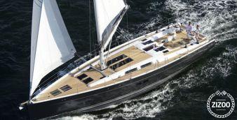 Sailboat Hanse 575 2015