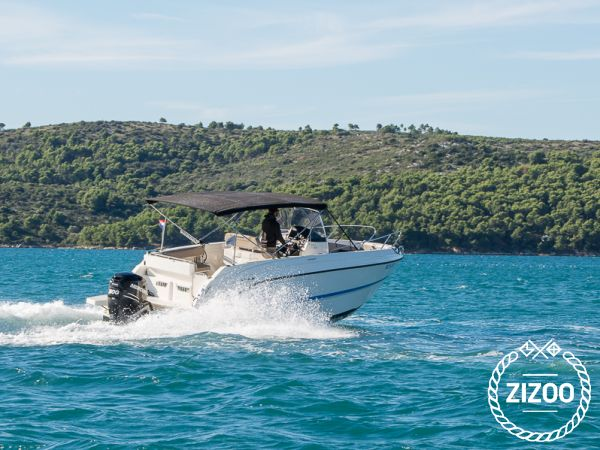 Sportboot Quicksilver Activ 805 Open - 2015 (Umbau 2019)-0