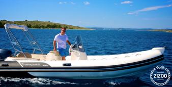 Barca a motore Capelli Tempest 650 2014
