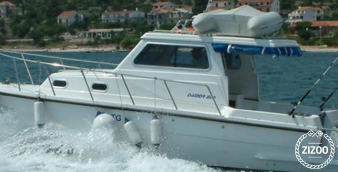 Motor boat Damor 800 2003