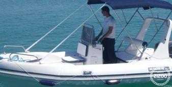 Motor boat Maestral 555 2012
