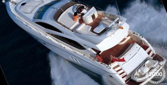 Motor boat Sunseeker Manhattan 60 2008
