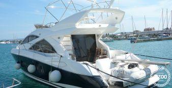 Motor boat Sunseeker Manhattan 50 2008