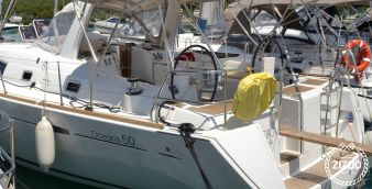 Sailboat Beneteau Oceanis 50 2011