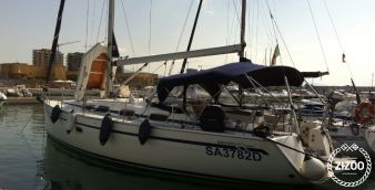 Sailboat Bavaria 40 Cruiser 2008