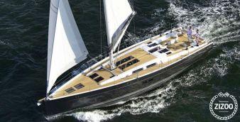 Sailboat Hanse 575 2013
