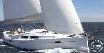 Sailboat Hanse 385 2012