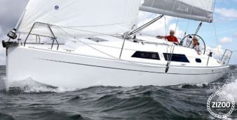 Sailboat Hanse 325 2012