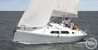 Sailboat Hanse 355 2012