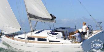 Sailboat Hanse 345 2015