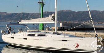 Sailboat Hanse 415 2013