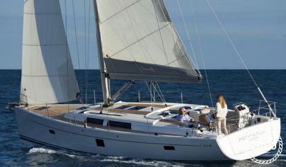Sailboat Hanse 445 (2014)
