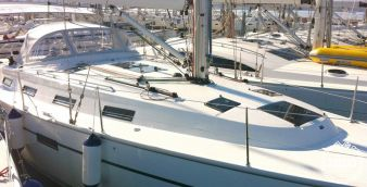 Sailboat Bavaria Cruiser 40 s 2013