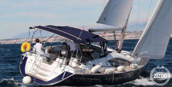 Sailboat Jeanneau Sun Odyssey 45 DS 2010