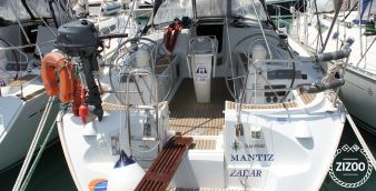 Sailboat Jeanneau Sun Odyssey 43 2004